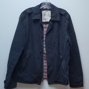 AEO | FLANNEL LINED FIELD COAT, SIZE M